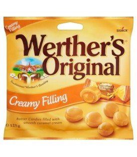 WERTHERS ORIGINAL CREAMY FILLING