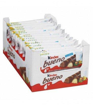 KINDER BUENO 30 UDS