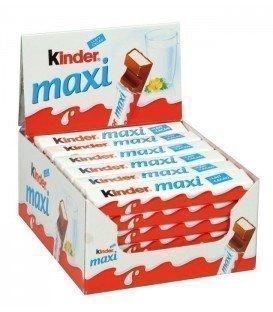 KINDER MAXI 36 UDS