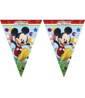 POLYBAG BANDERIN MICKEY PLAYFUL 2.3MTS