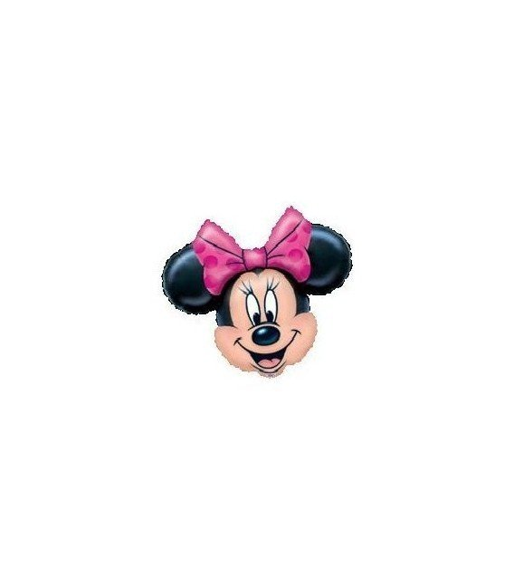GLOBO POLIAMIDA SUPER SHAPE MINNIE MOUSE