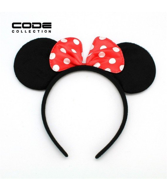 TIARA MINNIE MOUSE 4 UDS