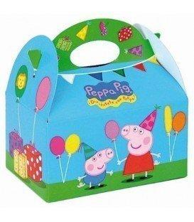 CAJITA DE CHUCHES PEPPA PIG 15 UNIDADES