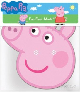 CARETAS PEPPA PIG 6 UDS