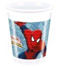 VASOS ULTIMATE SPIDERMAN 8UDS