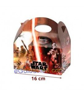 CAJITA DE CHUCHES STAR WARS 15UDS