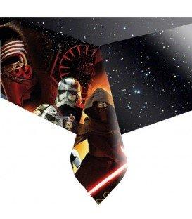 MANTEL STAR WARS 180X120 CM  FORMATO -INDIVIDUAL LICENCIA-STAR WARS ACCESORIOS FIESTA-MANTEL EVENTO-CUMPLEAÑOS