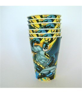 VASOS BATMAN 8 UDS
