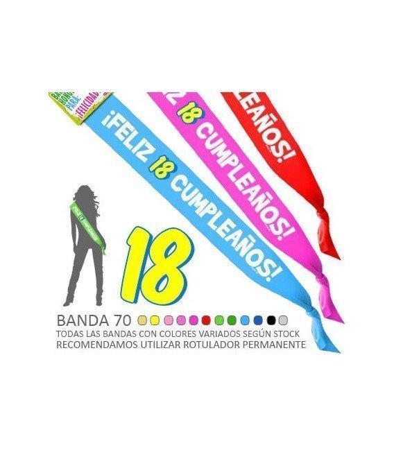 BANDA FELIZ 18 CUMPLEAÑOS