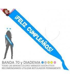 BANDA FELIZ CUMPLEAÑOS