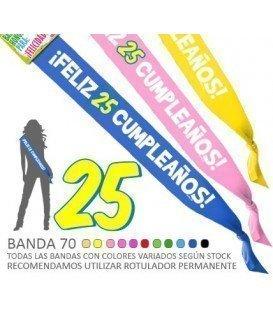 FELIZ BANDA 25 ANIVERSÁRIO