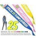 BANDA  FELIZ 25 CUMPLEAÑOS