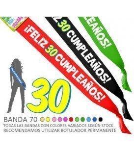BANDA FELIZ 30 CUMPLEAÑOS