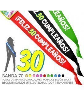 FELIZ BANDA 30 ANIVERSÁRIO