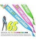 BANDA  FELIZ 65 CUMPLEAÑOS