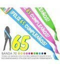 FELIZ ANIVERSÁRIO DE 65 ANOS DA BANDA