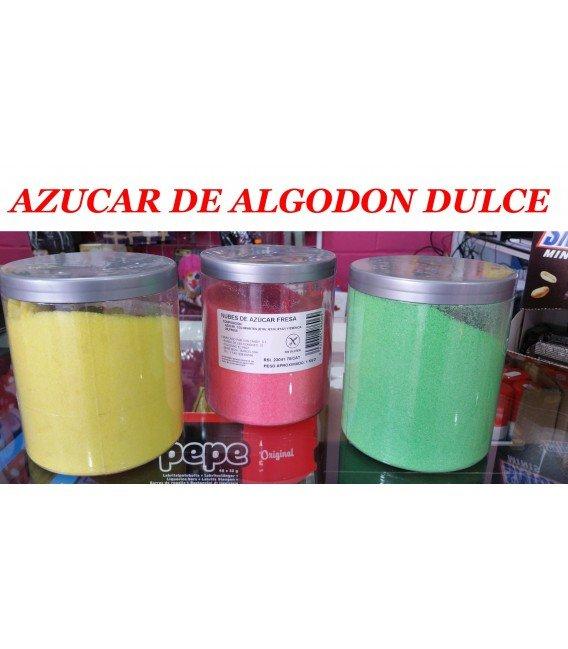 AZUCAR PARA ALGODON DULCE 1KG