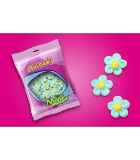 BULGARI MARSHMALLOWS MARGARITAS AZULES 1KG