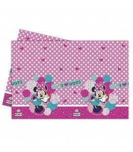 MANTEL MINNIE MOUSE DOTS 180CM