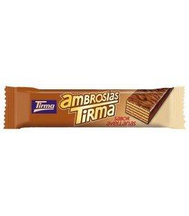 TIRMA AMBROSIAS CHOCOLATE CON LECHE 35 UNIDADES