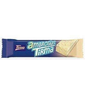 TIRMA AMBROSIAS CHOCOLATE BLANCO 35 UNIDADES