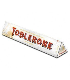 TOBLERONE CHOCOLATE BLANCO GIGANTE 360GRS