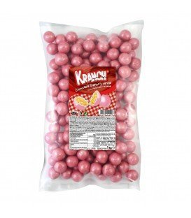 BOLAS DE CHOCOLATE KRANCH ROSAS 1KG