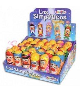 LOS SIMPATICOS FAMILY 30UDS