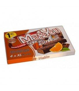 CHOCOLATINAS ME&YOU CACAO 4X1€