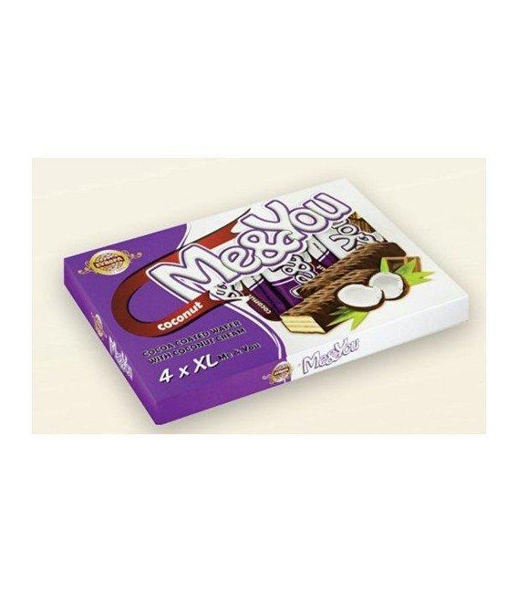 CHOCOLATINAS ME&YOU NARANJA 4X1€
