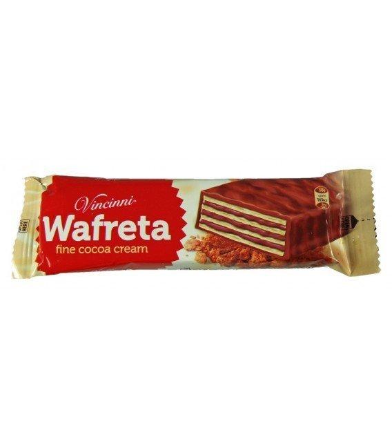 CHOCOLATINAS WAFRETAS CACAO 4X1€