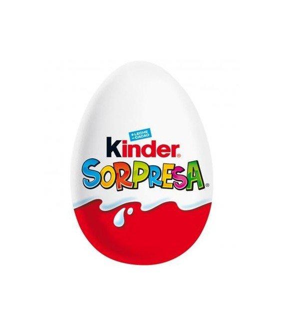 KINDER SORPRESA 5 UDS