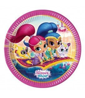 PLATOS SHIMMER AND SHINE 8UDS