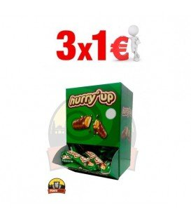 CHOCOLATINA HURRY UP 3X1€