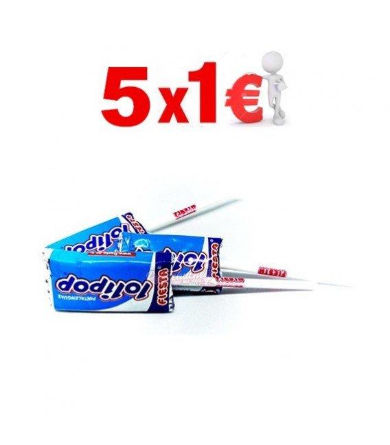 LOLIPOP PINTALENGUAS 5X1€