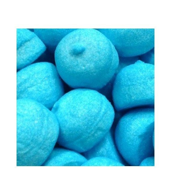 BULGARI MARSHMALLOWS BOLAS AZULES 1KG