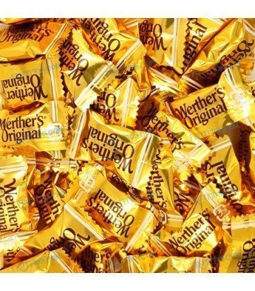 WERTHERS ORIGINAL BOLSITA 200GRS