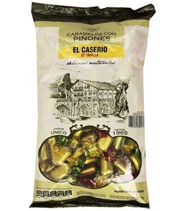 CARAMELO EL CASERIO PIÑONES 1KG