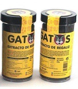 BOTE REGALIZ GATO 200GRS