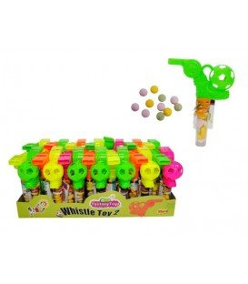 WHISTLE TOY2 JUGUETE CON CHUCHES 30 UDS