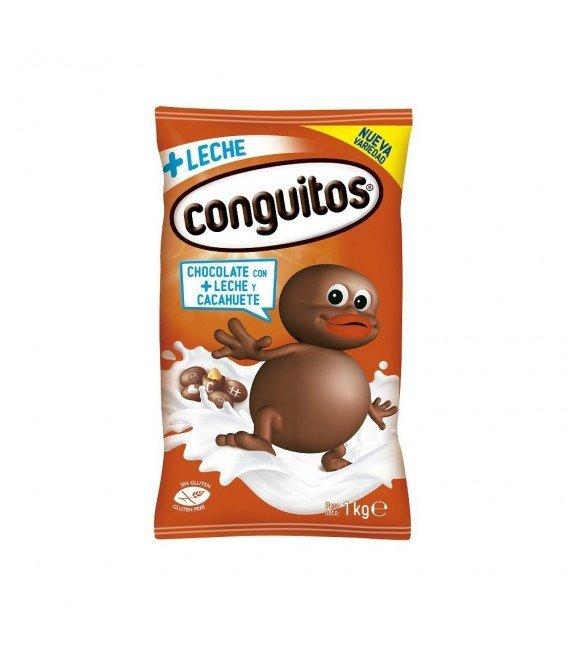 LACASA CONGUITOS CON LECHE 1KG