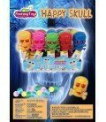 HAPPY SKULL JUGUETE CON CHUCHES 30 UDS