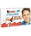 KINDER CHOCOLATE T8 UNIDAD