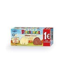 GALLETAS DINOSAURUS CHOCOLECHE