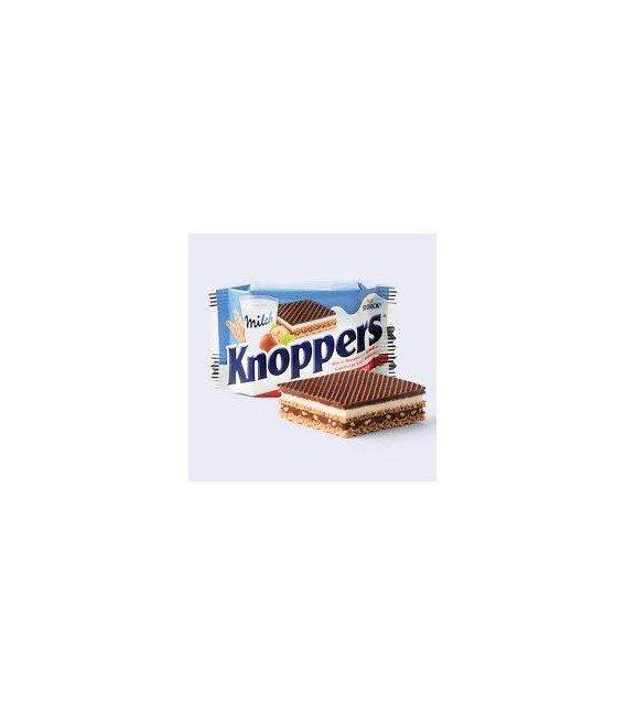 GALLETAS KNOPPERS CRISPY 24 UDS