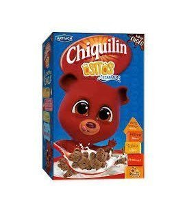 GALLETAS CHIQUILIN OSITOS 120GRS