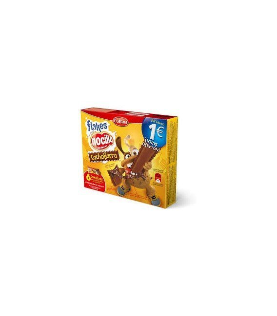 GALLETAS FLAKES CACHOBARRA 90GRS