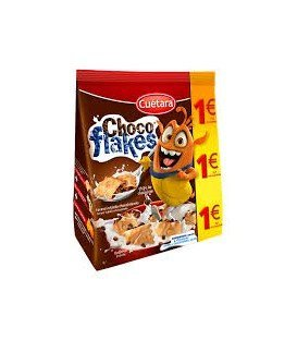 GALLETAS CHOCOFLAKES DUO 150GRS