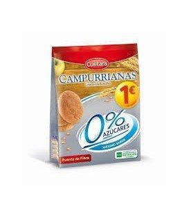 GALLETAS CAMPURRIANAS SIN AZUCARES 150GRS