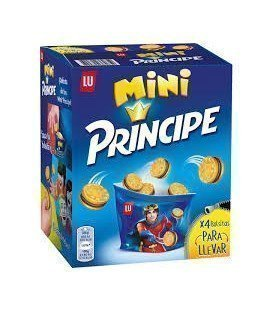 GALLETAS PRINCIPE MINI 160GRS